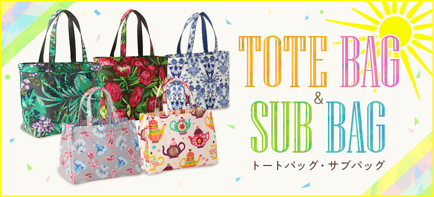 c4a703c16cd5 TOTE BAG & SUB BAG COLLECTION